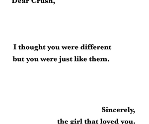 crush, different, and guy image