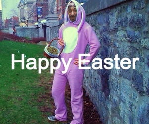 funny, easter, and happy easter image