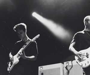the neighbourhood, black and white, and zach abels image