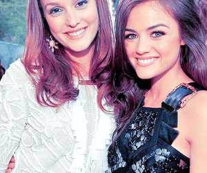 leighton meester and lucy hale image