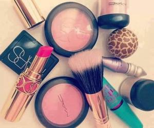 blush, make up, and naked image
