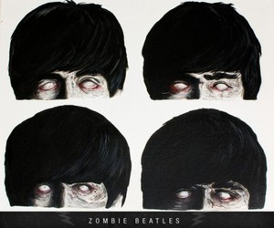 zombie, beatles, and the beatles image
