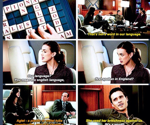 skye, agents of shield, and grant ward image