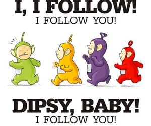 teletubbies, dipsy, and funny image