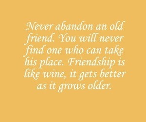 friendship, life, and wine image