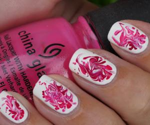 china, long, and pink image