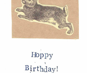 animal, birthday, and brown image
