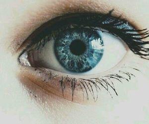 blue, eyes, and eye image