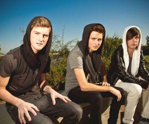 band, love, and boys image