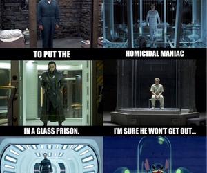 funny, glass, and hannibal image