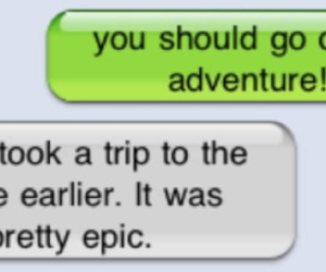 epic, laugh, and txt image