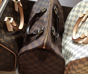 Louis Vuitton, bag, and speedy image