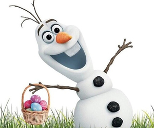 eggs, funny, and olaf image