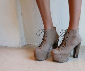 ankle boots, expensive, and fancy shoes image