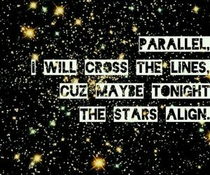 Kendall, quotes, and stars image