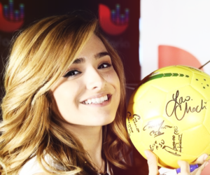 autograph, chachi gonzales, and beautiful image