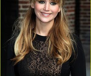 blonde, funny, and Jennifer Lawrence image