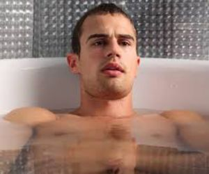 divergent theo james four image