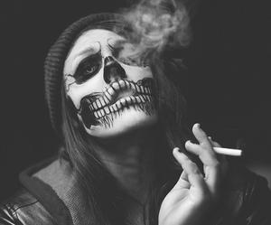 smoke and Halloween image