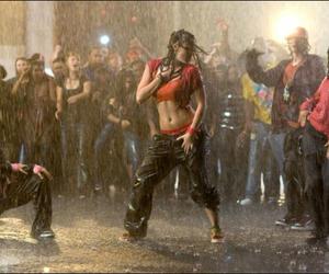 dance, step up, and rain image