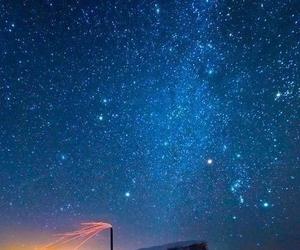 alone, beauty, and night image