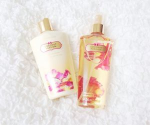 coconut, girly, and Victoria's Secret image