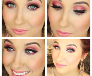 makeup and jaclyn hill image