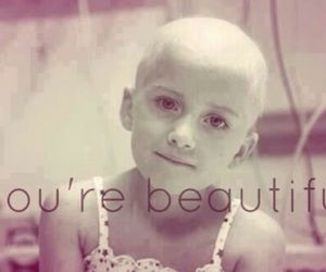 beautiful, girl, and cancer image