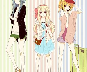 kagerou project, anime, and mary image