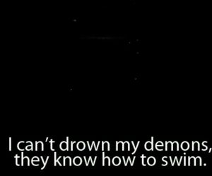 demon, bring me the horizon, and quotes image