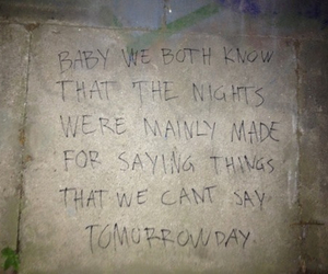 quotes, night, and arctic monkeys image