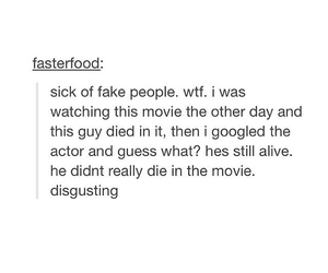 funny, movies, and people image