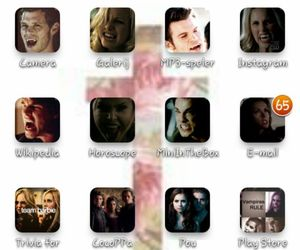 phone, the vampire diaries, and samsung galaxy s2 image