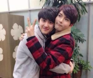 exo, d.o, and ryeowook image