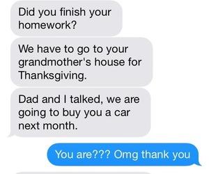 cruel, lol, and parents image