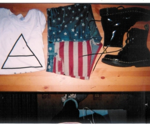 clothes, hipster, and 30 seconds to mars image