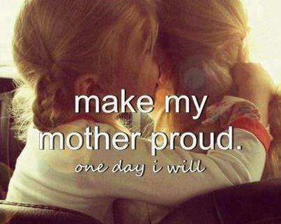 mother, proud, and text image