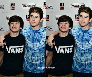 magcon, boy, and brothers image