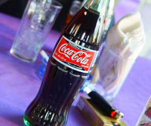 coke, colourful, and vacation image