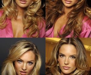 model, Victoria's Secret, and angel image