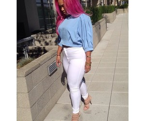 heather sanders, fashion, and style image