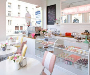 bakery and pink image