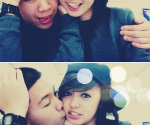 asian, love, and couples image