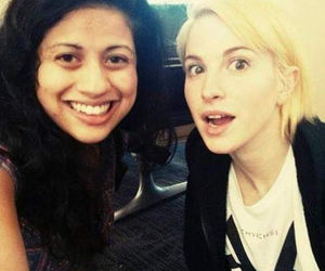 blond, blonde, and hayley williams image