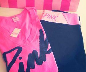 pink and Victoria's Secret image