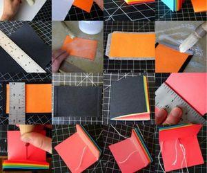notebook diy cool image