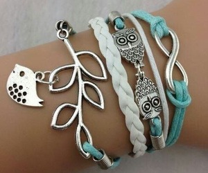 bracelets, style, and fashion image