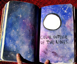 galaxy and wreck this journal image
