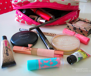 baby lips, makeup, and beauty image