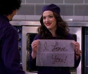 couple, Kat Dennings, and max image
